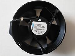 德国EBM-PAPST原装风机W2E143-AB09-01/6078ES整流柜风扇