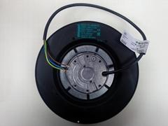 德國EBM-PAPST原裝進口風機R2S175-AB56-01伺服電機散熱風機