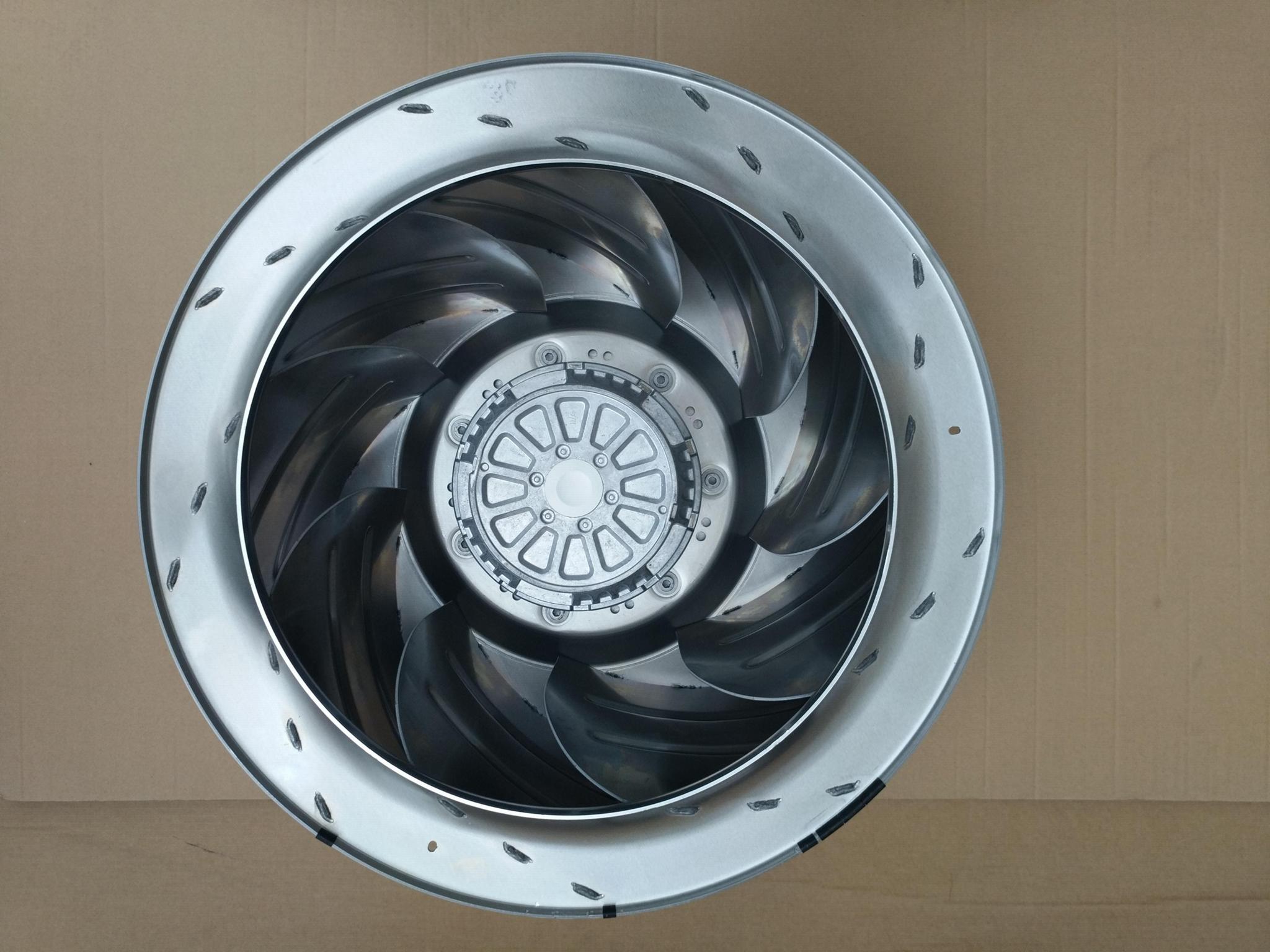 德國EBM-PAPST原裝風機R4D560-AQ03-01風幕牆風機高壓風機 1