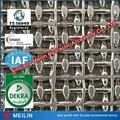 Sintered stainless steel perforated Mesh