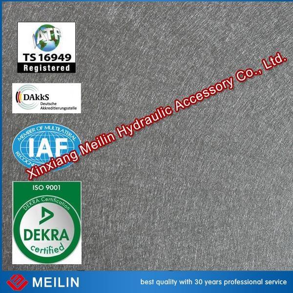 Stainless steel filter fiber felt 1