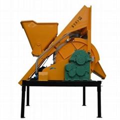 昌利JDC500单卧轴强制式搅拌机
