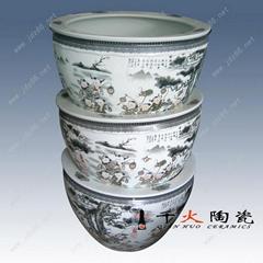 陶瓷景觀花盆