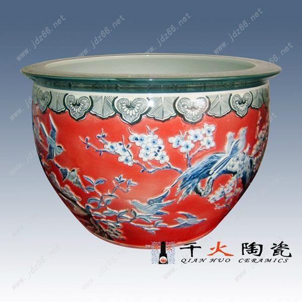 陶瓷景观花盆 2