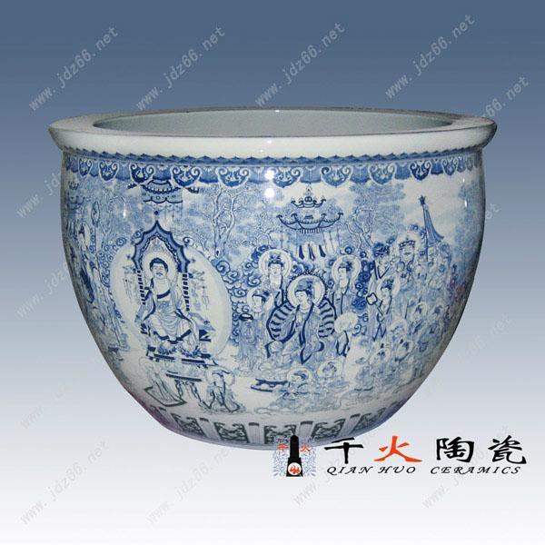陶瓷景观花盆 4