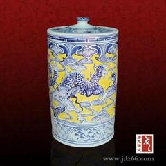 景德镇陶瓷罐子
