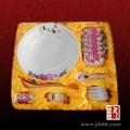 陶瓷餐具厂家定制  餐具批发