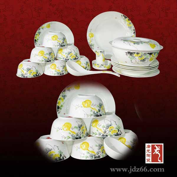 景德镇陶瓷餐具 2
