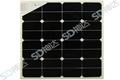 50W semi flexible solar panel for boat