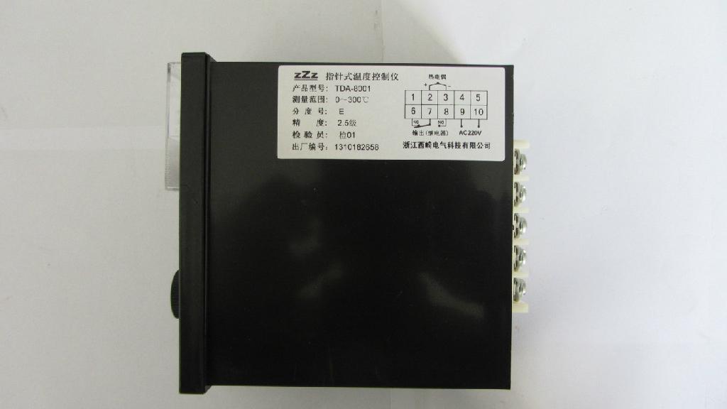 溫控儀TDA-8001 TDA-8002指針溫控器 2