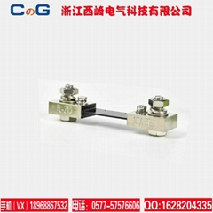 超光分流器FL-2型100A/75MV厂家直销