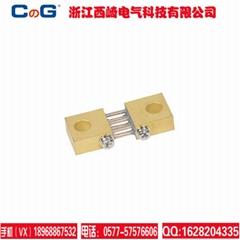FL-19型電焊機分流器西崎廠家直銷