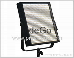 Provide LED studio video light Dual-dimmer