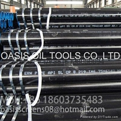 8inch ASTM A53 ERW Blind Carbon Steel Casing Pipes