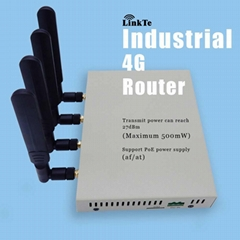 Enterprise 500mv High Power Wireless Router with Openwrt POE Function
