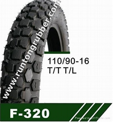 motorcycle tire 110/90-16 110/90-17 120/70-12