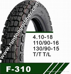 motorcycle tire 110/90-15 110/90-16