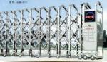 深圳不鏽鋼電動伸縮門