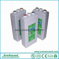EverExceed Modular Max Range Valve Regulated Lead Acid (VRLA) Battery