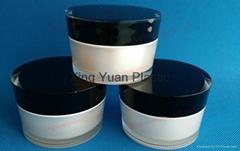 High-grade 50ml Acrylic Cream Jar  Face Cream Jar High Quality 50ml