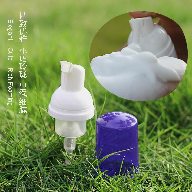 30ml Bubble cleanser foam pump bottle  5