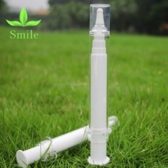 10 ml Pen type atomizer bottle syringe eye cream cosmetic lotion airless bottle