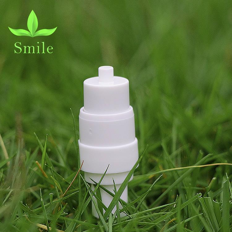 20 ml plastic eye cream syringe shape airless bottle eye cream bottle 4