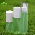 150ml Sprayer Pump  Bottles Cosmetic Water Bottle  4