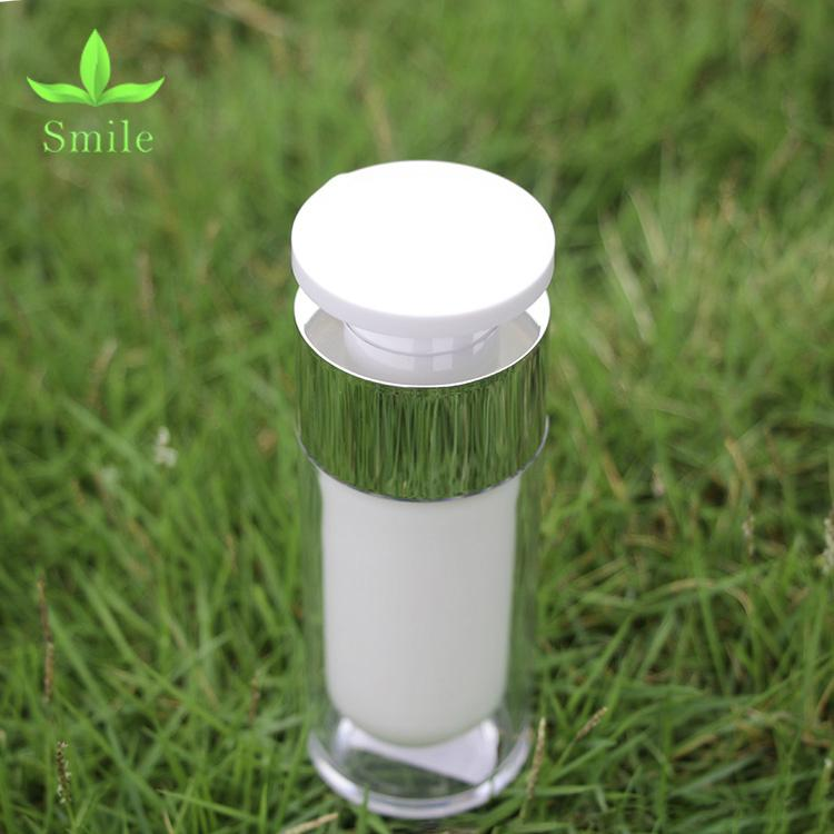 30ml Factory Hot sale airless bottles for cosmetics wholesale 2
