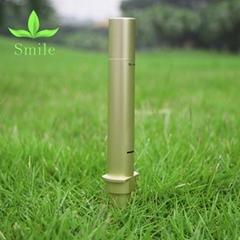 10 ml Gold Syringe atomizer bottle eye cream airless bottle Airless pump bottle
