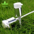 24mm Moisturizing Face lotion dispenser pump high quality silver lotion pump 4