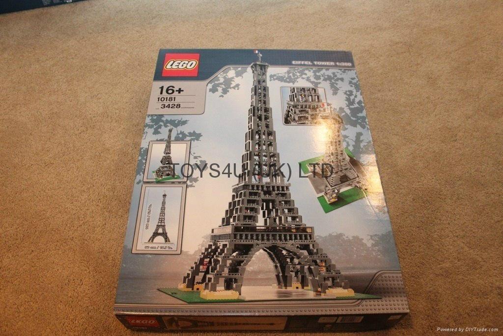 Eiffel Tower Lego Set Lego Eiffel Tower Create And