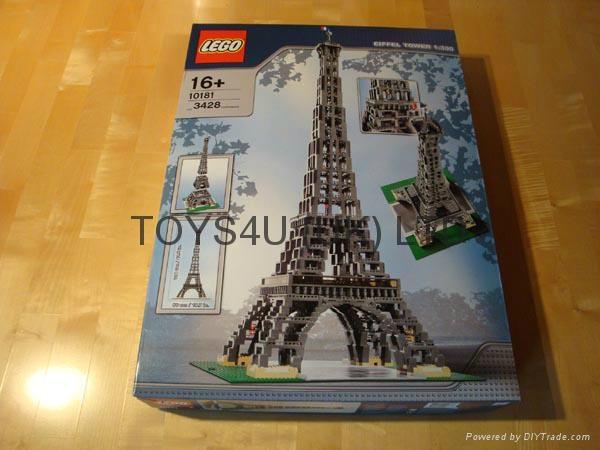 Eiffel Tower Lego Set 10181 3 Lego Eiffel Tower