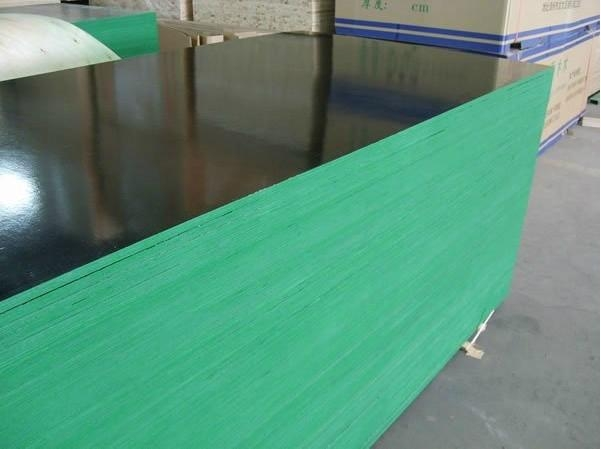 lowest price poplar brown film faced plywood for construction 4