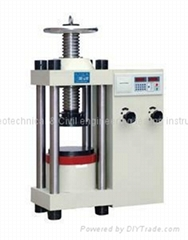 1000 / 2000KN Digital Display Compression testing machine