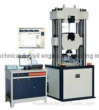 1000kN Servo Control Universal Testing Machine