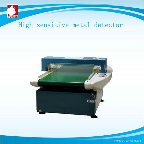 纺织品专用检针机 1
