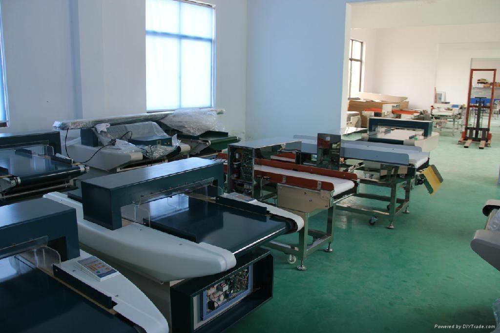 纺织品专用检针机 3