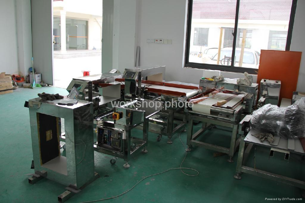 WT-4000工业食品金属探测器 4