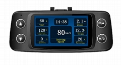 OBD/GPS High Resolution Car DVR