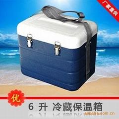 6升疫苗冷藏箱  血液冷藏箱