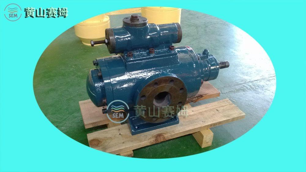 HSNH40-38原油輸送泵三螺杆泵 1