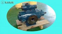 HSNH40-38原油輸送泵三螺杆泵