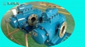 HSNH40-38原油輸送泵三螺杆泵 5