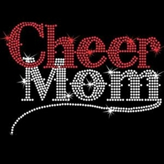 cheer mom personalized m