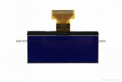 12848一款顯示3行漢字的LCD液晶屏