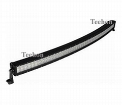 300W 53 Inch Curved Double-Row LED off-Road Light Bar