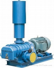 Good quality three lobes roots blower for water treatment