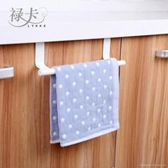 韓式小清新簡約挂式毛巾架