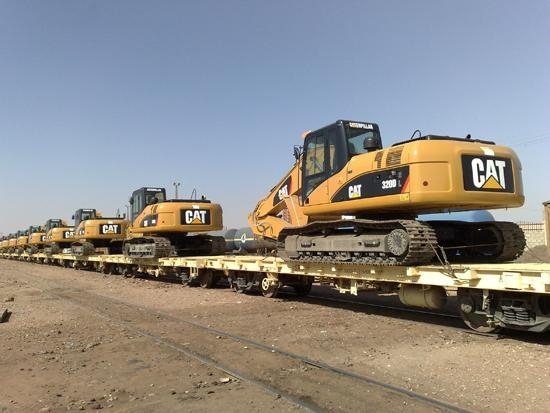 Sudan Road Construction Machine 1